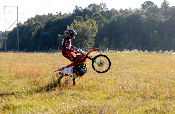 1 Person-1hr Dirtbike Adventure Tour Package