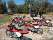 Special: 7 Person-4hr Dirtbike Adventure Tour (Wilson-Purdom)